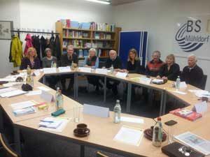 Treffen Arbeitskreis Asylnetzwerk