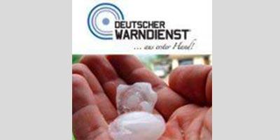 Logo Deutscher Warndienst /Wetter