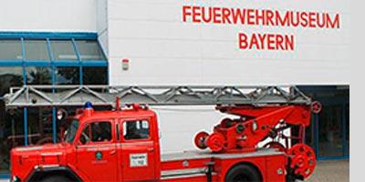 Foto Feuerwehrmuseum Waldkraiburg