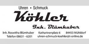 Logo Optik Köhler