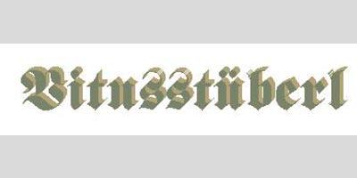 Logo Vitusstueberl